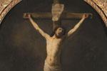Christ en croix par Rembrandt à Mas-d'Agenais, Lot-et-Garonne