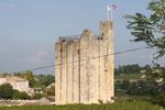 Donjon dit Tour du Roy à Saint-Emilion, Gironde
