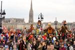 Carnaval sur les quais de Bordeaux, Gironde