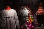 Costumes de Carnaval exposés au Musée d'ethnographie de Bordeaux, Gironde