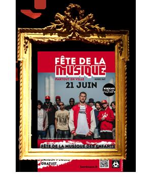 Depuis 1982 | Fête de la musique, le 21 juin, Ministère de la Culture et de la Communication (France) | Invitation aux musiciens amateurs à investir l'espace public/la rue le temps d'une soirée.