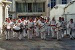 Banda | Défilé pour une messe à Dax (2005), Landes