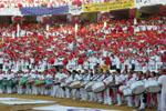 Banda | Final des bandas aux arènes de dax (2010), Landes