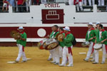 Banda | Arènes de Dax (2010), Landes