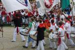 Banda | Cérémonie d'ouverture des Fêtes de Dax (2010), Landes