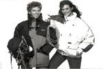 Publicité Pyrenex de 1986